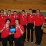 Canton Boys Bowling Association Champs!