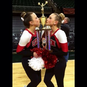 Canton Pompon – State Champions
