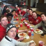 Lacrosse Pasta Dinner