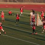 Canton Girls Lacrosse lose to Detroit Country Day