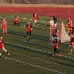 Canton Girls Lacrosse Lose to Dexter