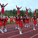 Cheerleading Tryout Info Meeting on May 18th