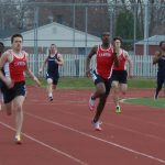 Canton Men's Track Finishes Fourth at Conference Meet