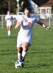 Girls Soccer:  Canton 3  Plymouth 1 – D. Donoher