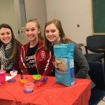 "Canton Chiefettes Service Project- ""Spa Day"""
