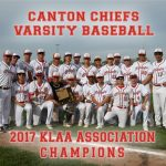 Canton Baseball Camp June 19th-22nd