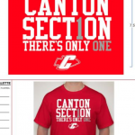 PRE-ORDER YOUR STUDENT SECTION SHIRT FOR NEXT SEASON!