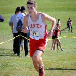 Canton High School Boys Varsity Cross Country finishes 7th place