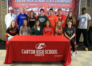 Canton Signing Day 2018