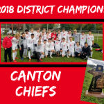 2018 District Soccer Champs – Congratulations
