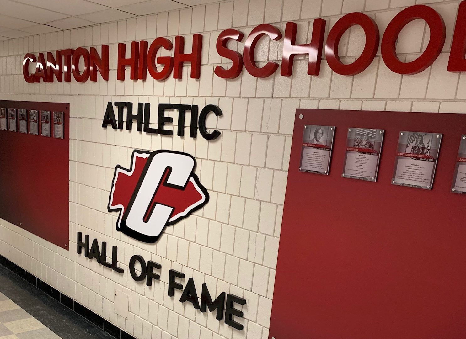 Canton High School 2019 Athletic Hall of Fame Weekend – Feb 15th and 16th
