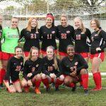 Girls Varsity Soccer beats Hartland 1 – 0