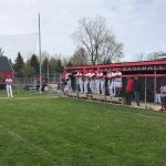 Canton Chiefs Boys Varsity Baseball takes 2 from Rival Rocks this week