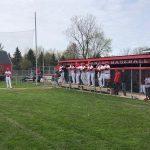 Canton Chiefs Boys Varsity Baseball takes 2 from Rival Rocks this week