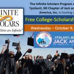 Free College-Scholarship Fair @ Canton High School 10/9/19