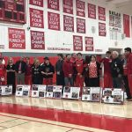 Canton Wrestlers Defeat Fordson on Senior Night