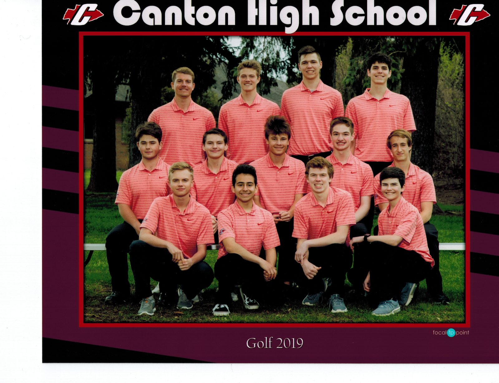Canton Boys Golf Information Meeting 3/2/20