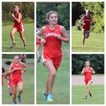 Girls Varsity Cross Country beats Salem 25 – 30