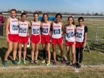 Canton Girls Cross Country Team Run Final Race Of The Season
