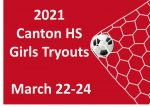 2021 Tryout Information for Girls Soccer