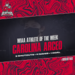 WIAA Athlete of the Week – Carolina Arceo