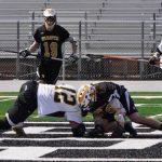 Wasatch High School Boys Varsity Lacrosse falls to Highland High School 7-14