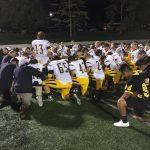 Wasatch High School Varsity Football beat Mountain View High School 43-6