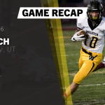 Wasatch High School Varsity Football beat Uintah High School 56-21