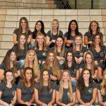 2017-18 Cheer Team
