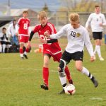 Boys Junior Varsity Soccer beats Springville 5 – 1