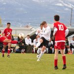 Wasatch High School Boys Varsity Soccer falls to Uintah High School 3-2