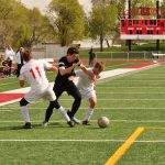 Wasatch High School Boys Junior Varsity Soccer beat Payson High School 7-1