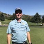 Chris Stover named as Men's & Women's Golf Coach