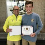 Boys Tennis Academic All-State