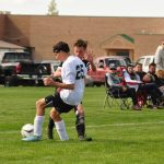 Wasatch High School Boys Junior Varsity Soccer beat Springville High School 4-1