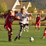 Wasatch High School Boys Varsity Soccer beat Springville High School 5-1