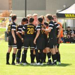 Wasatch High School Boys Varsity Soccer falls to Maple Mountain High School 3-2