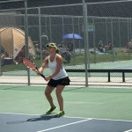 Girls Tennis loses close one to Timpview