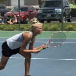 Wasatch Girl's Tennis Tops Davis
