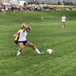 Wasatch High School Girls Varsity Soccer beat Provo High School 1-0