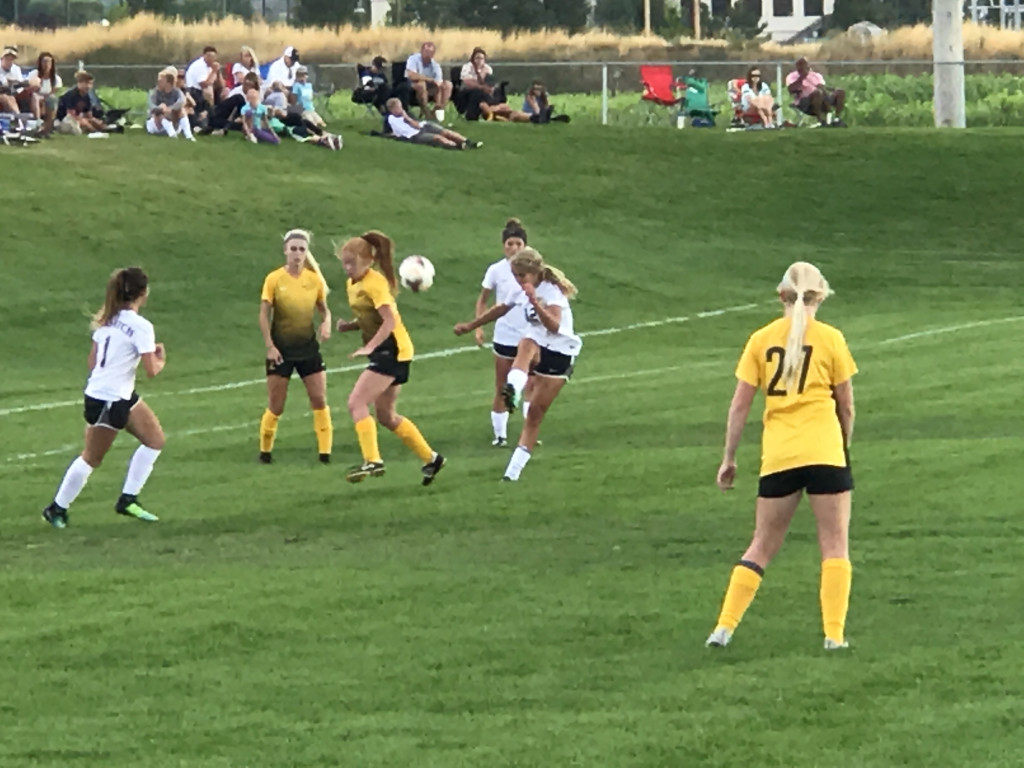 Soccer falls to 3rd ranked Timpview