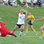 Wasatch High School Girls Varsity Soccer falls to Timpanogos High School 3-2