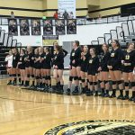 WHS Volleyball Gets Huge Win At Home Over Region #1 Skyridge