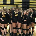 Wasatch High School Girls Varsity Volleyball falls to West High School 3-0