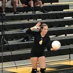 Wasatch High School Girls Varsity Volleyball falls to Pleasant Grove High School 2-0