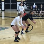 WHS Volleyball Wins 5 Game Thriller Over Maple Mountain