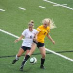 Wasatch High School Girls Varsity Soccer falls to Maple Mountain High School 4-3