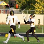 Wasatch High School Varsity Football beat Maple Mountain High School 45-6