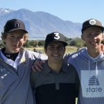 Boys Golf at State
