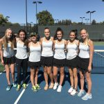 Girl's Tennis Rocks at 5A State